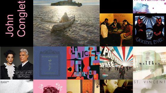 Label Production - John Congleton (2013.12.03)
