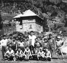Colonie de vacances, 1965