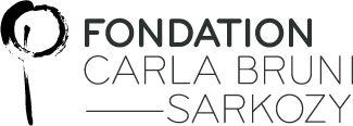 logo site de la fondation Carla Bruni-Sarkozy