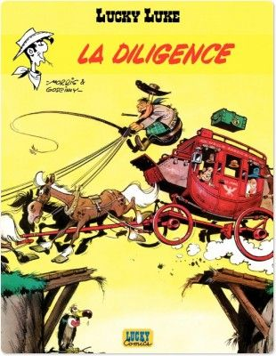 Hors série Lucky Luke, Le Point /Historia