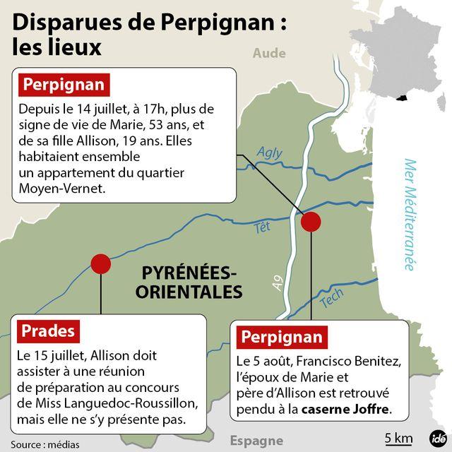 Les disparues de Perpignan