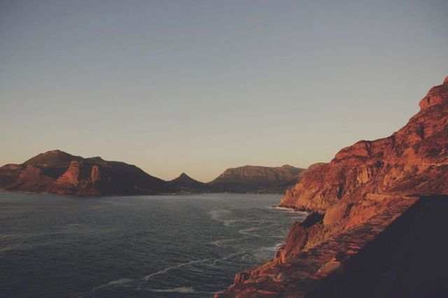 Paysage Sud Africain