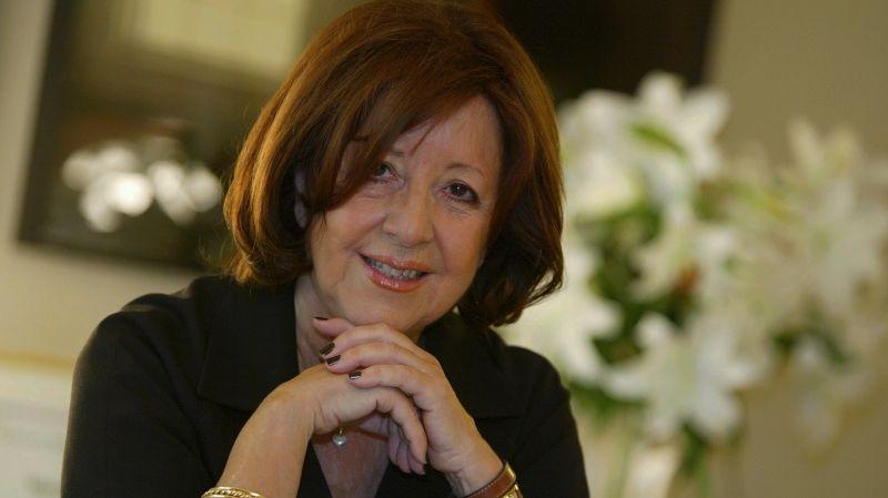 Marie-Josée Roig, maire UMP d'Avignon, en 2007