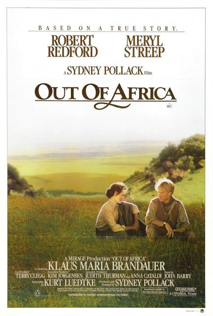 Out of Africa de Sydney Pollack