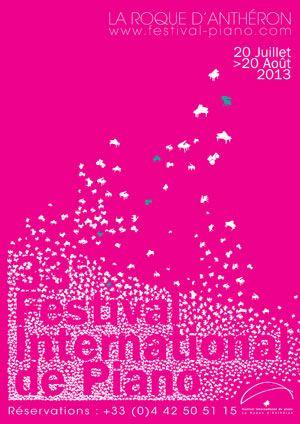 Festival Roque d'Anthéron 2013