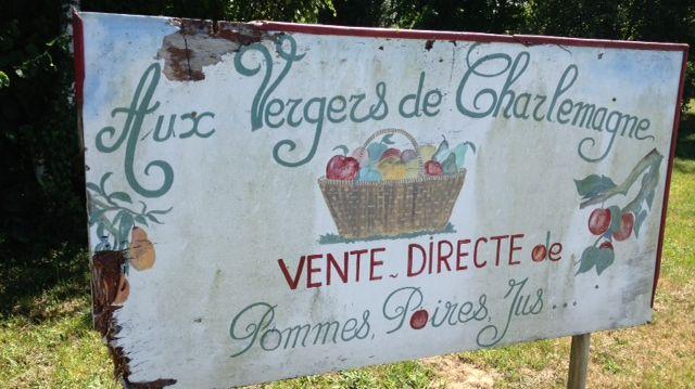 Les Vergers de Charlemagne à Joué-les-Tours