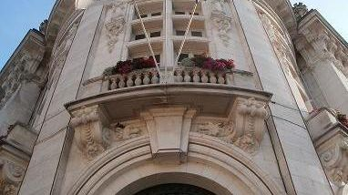 L'hôtel de ville de Sens