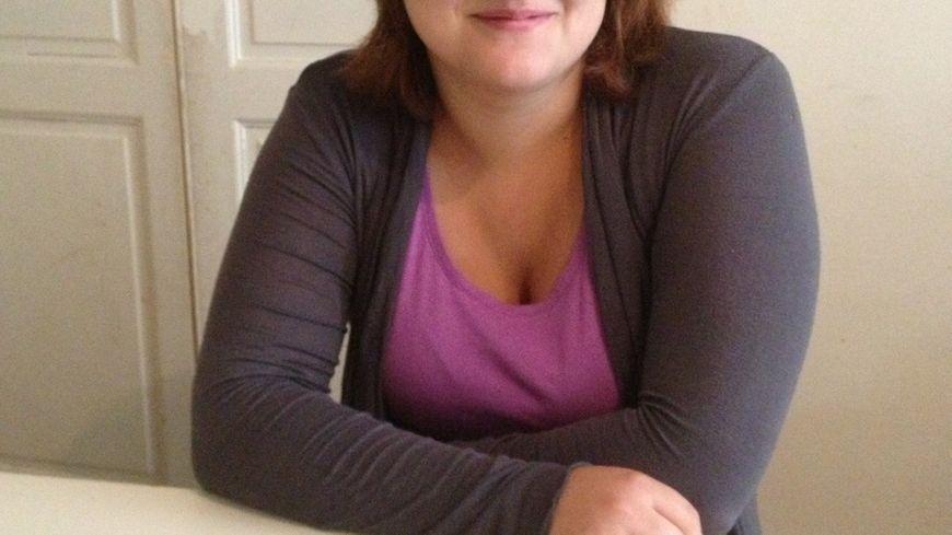 Marion Lepage, 20 ans, la petite fille de Robert lepage