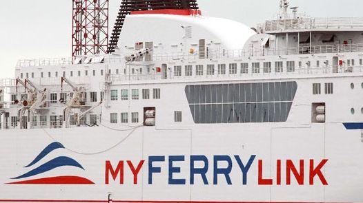 La compagnie My Ferry Link fête son premier anniversaire