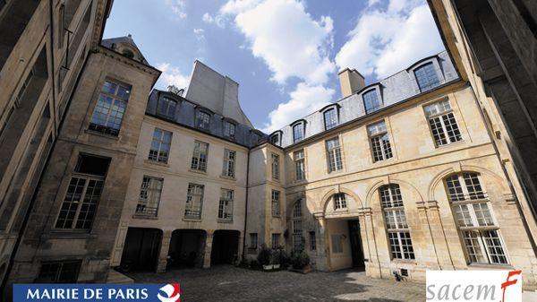 France Musique en direct de l'Hôtel d'Albret à Paris