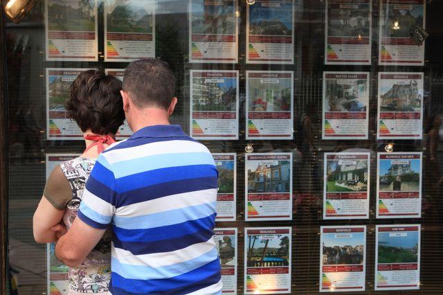 Le marché de l'immobilier stagne actuellement