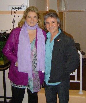 Alain Gillier et Marie-Pierre Planchon