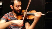 Portrait du West-Eastern Divan Orchestra : Nouras Hanana, violoniste syrien