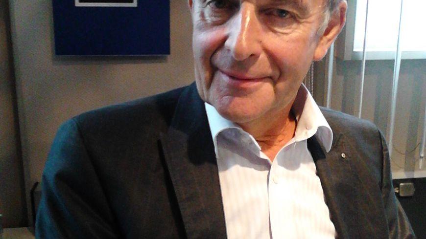 Jean-Claude Oleksy, président du Medef Somme