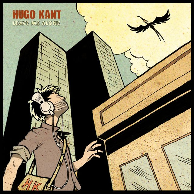Hugo Kant EP Leave me alone