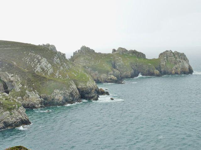 La Pointe de Dinan-Presqu'île de Crozon