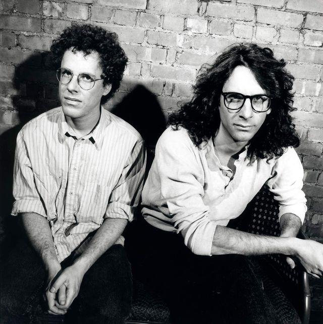 Joël et Ethan Coen