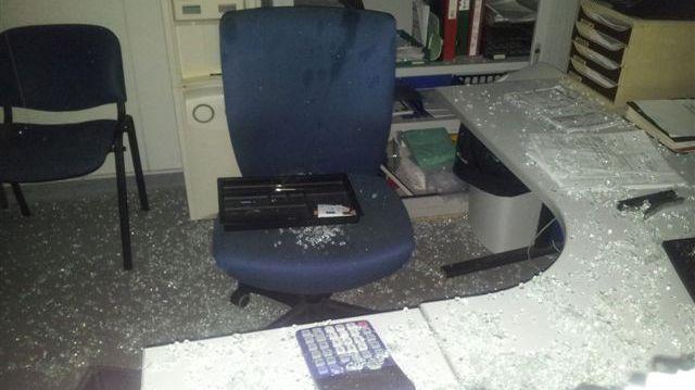 Vandalisme à l'hôpital d'Avignon : même les bureaux ont été saccagés