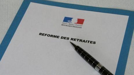 Mobilisation contre la réforme des retraites