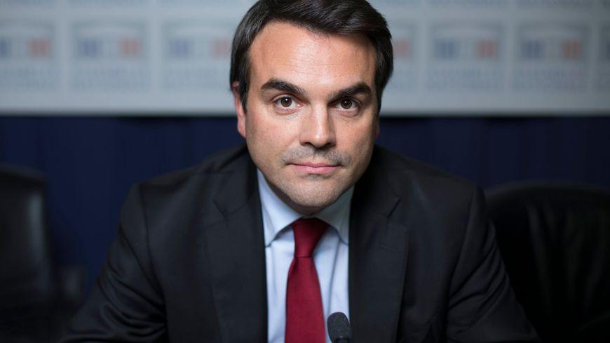 Thomas Thévenoud, député PS de Saône-et-Loire