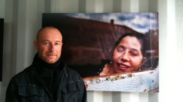 Nicolas Moulard, le photographe des Roms de la Flambère