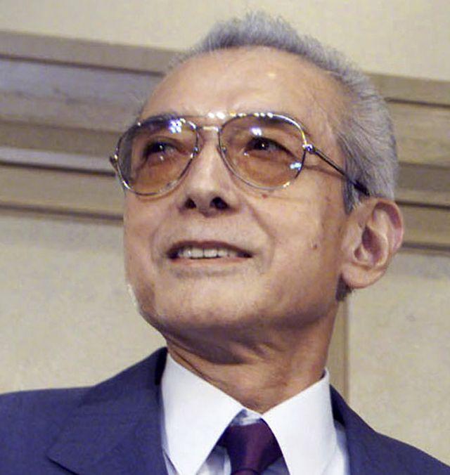 Hiroshi Yamauchi en 1999