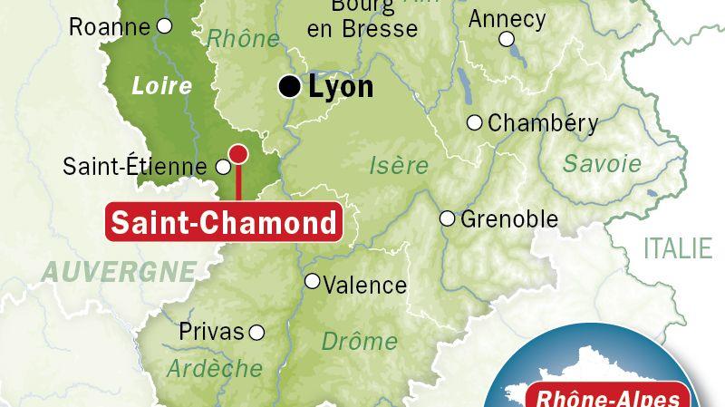 La mort d'un élève de Saint-Chamond (Loire)