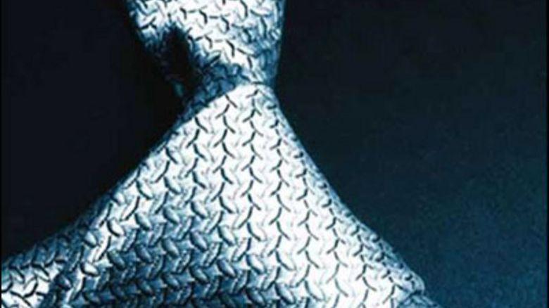 La couverture du premier tome de Cinquante Nuances de Grey, par Erika Leonard James