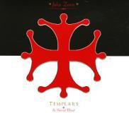 Visuel CD - Templars - John Zorn