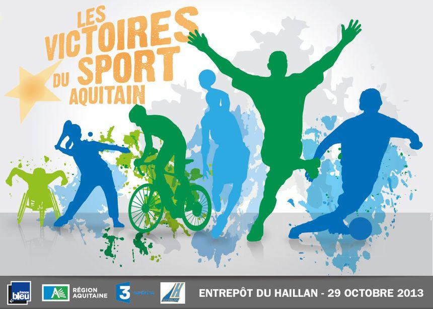 Les Victoires du sport aquitain 2013