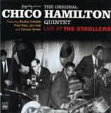 VIsuel CD - Live at the strollers - Chico Hamilton