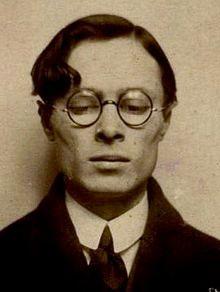 Portrait d'identité de Georges Devereux vers 1932