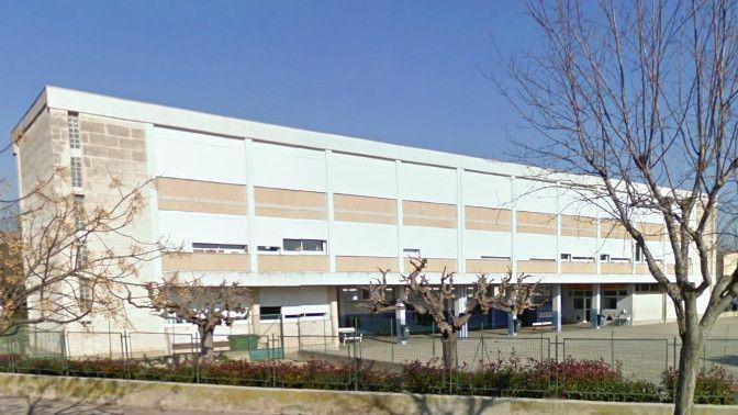 L'école Mourre-de-Sève à Sorgues