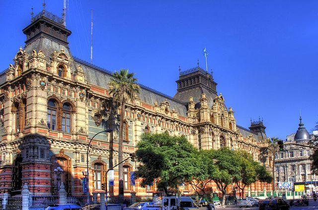 Palacio de Aguas Corrientes à Buenos Aires