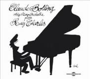 Visuel CD - Claude Bolling plays Ray Charles