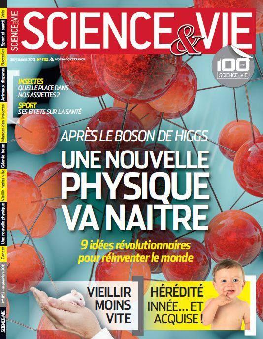 couverture science et vie