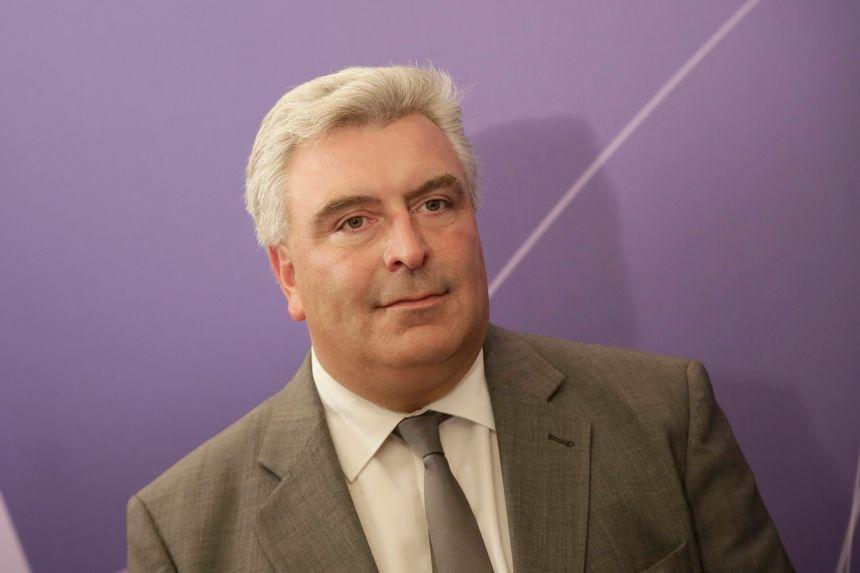 Frédéric Cuvillier, ministre des transports
