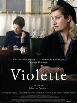 violette affiche film M Provost
