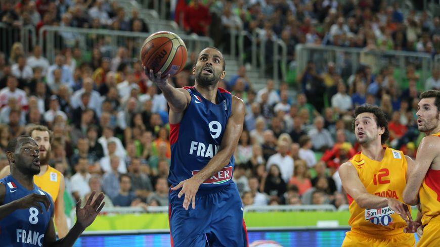 Auteur de 32 points contre l'Espagne, Tony Parker emmène la France en finale de l'Euro