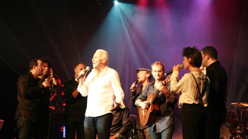 Michel Fugain, vendredi 27 septembre au Carré Belle-Feuille de Boulogne Billancourt