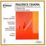 Jean-Claude Pennetier joue Marice Ohana : Concerto pour piano