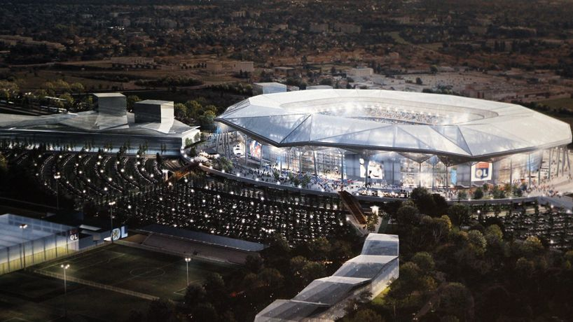 Lyon stade