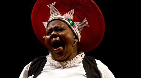 Traditions vocales d'Afrique du Sud-CuePix-Daniel Hollick