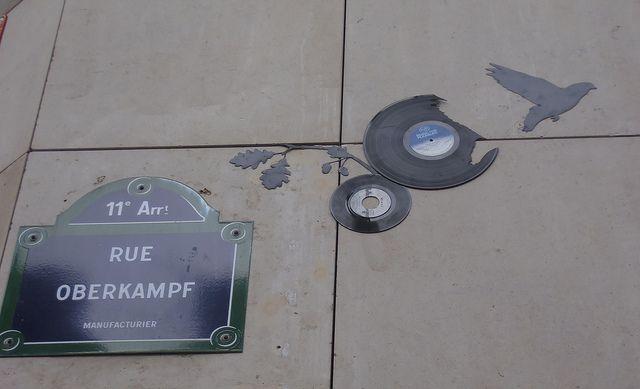 Rue Oberkampf, 11ème arrondissement de Paris
