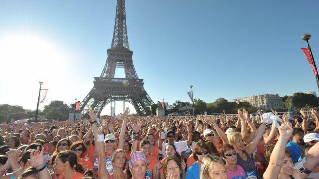 Toujours plus de femmes au départ de la Parisienne
