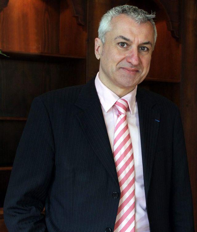 Thierry Speitel, maire sans étiquette de Sigolsheim