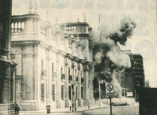 Coup d'état au Chili septembre 1973