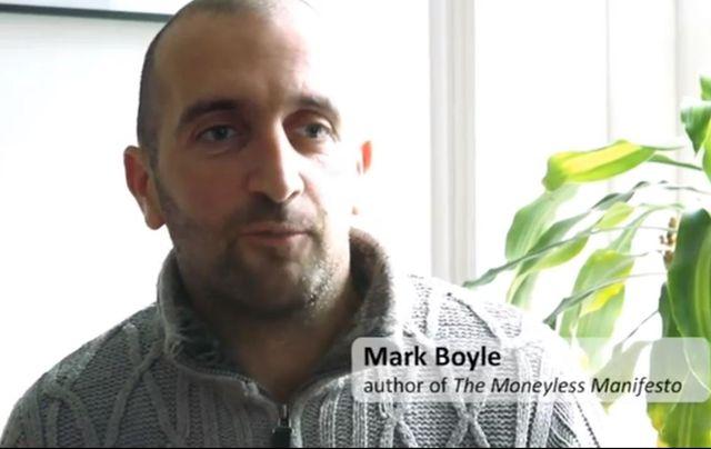 Mark Boyle