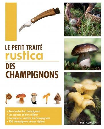 Le Petit Traité des champignons de Bart Buyck et Jean-Marie Polèse