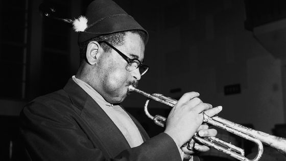 Photo - Dizzy Gillespie